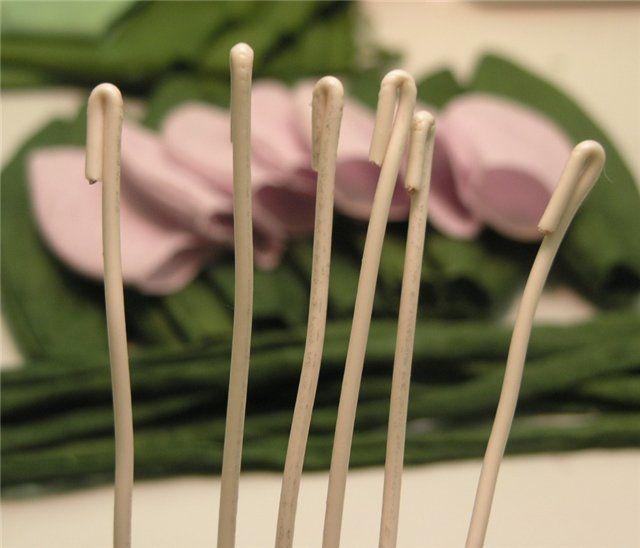 MK tulipanes de tela con las manos en los foros inteligente -