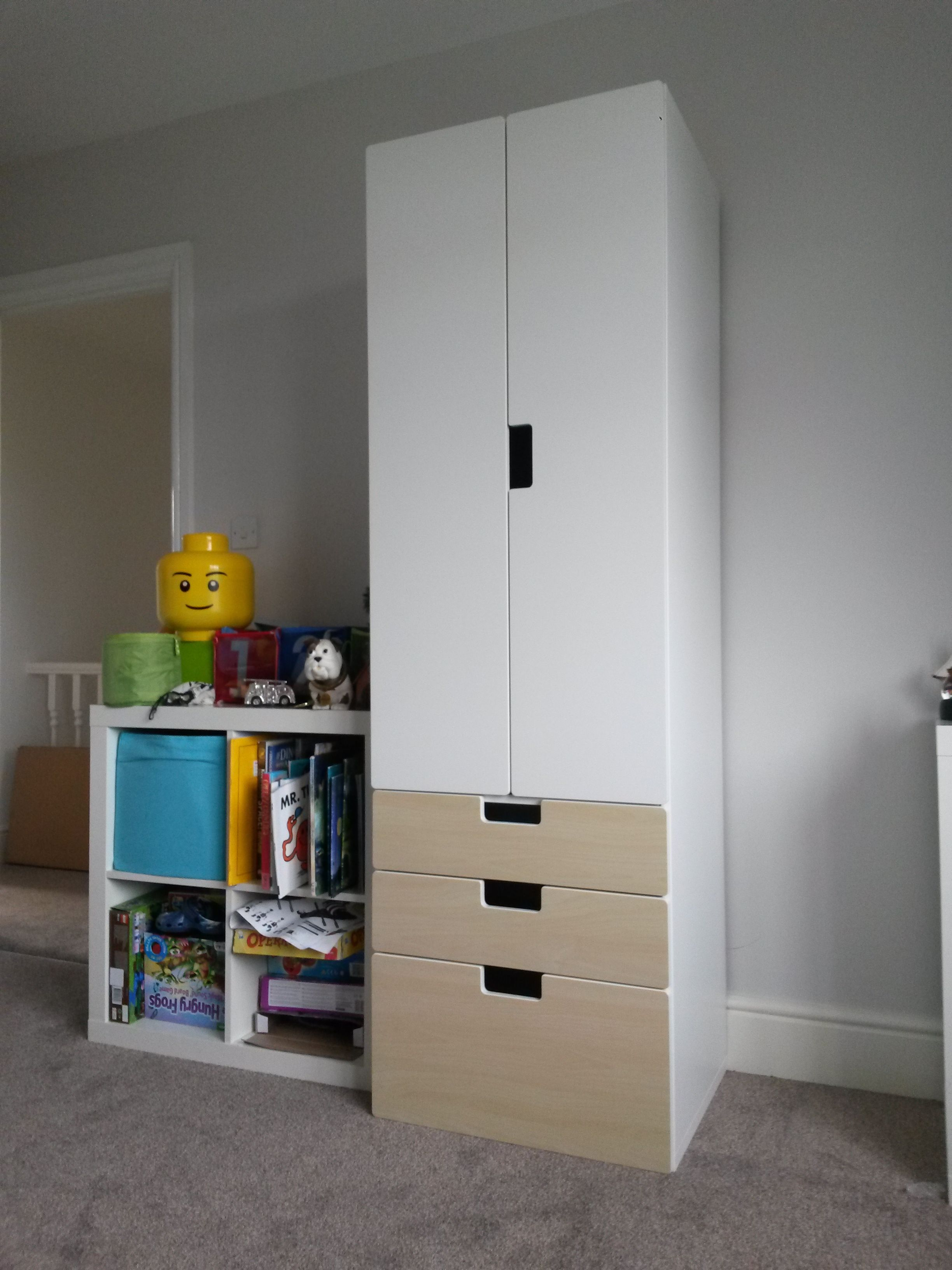 Ikéa Stuva Ikea Stuva Wardrobe And Drawer Combo Ikea Ideas Furniture
