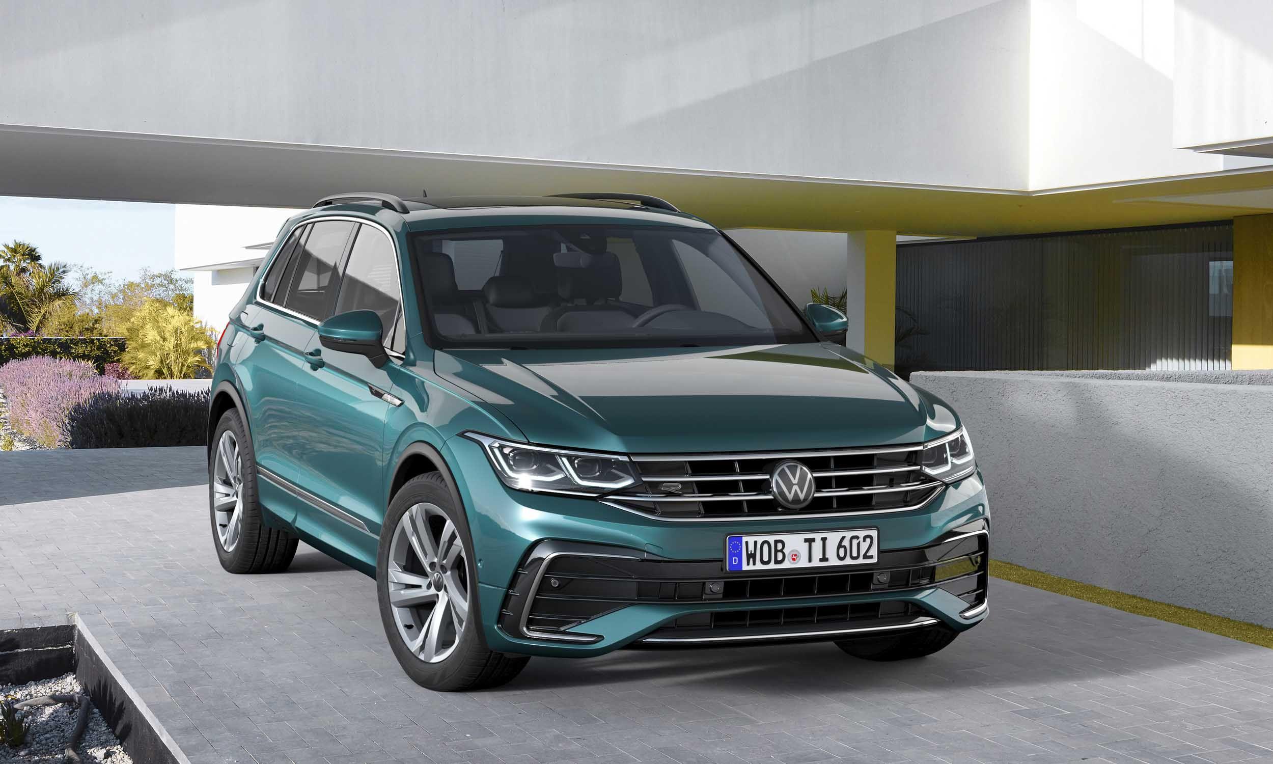 2022 Volkswagen Tiguan First Look In 2020 Volkswagen Vw Volkswagen Volkswagen Models