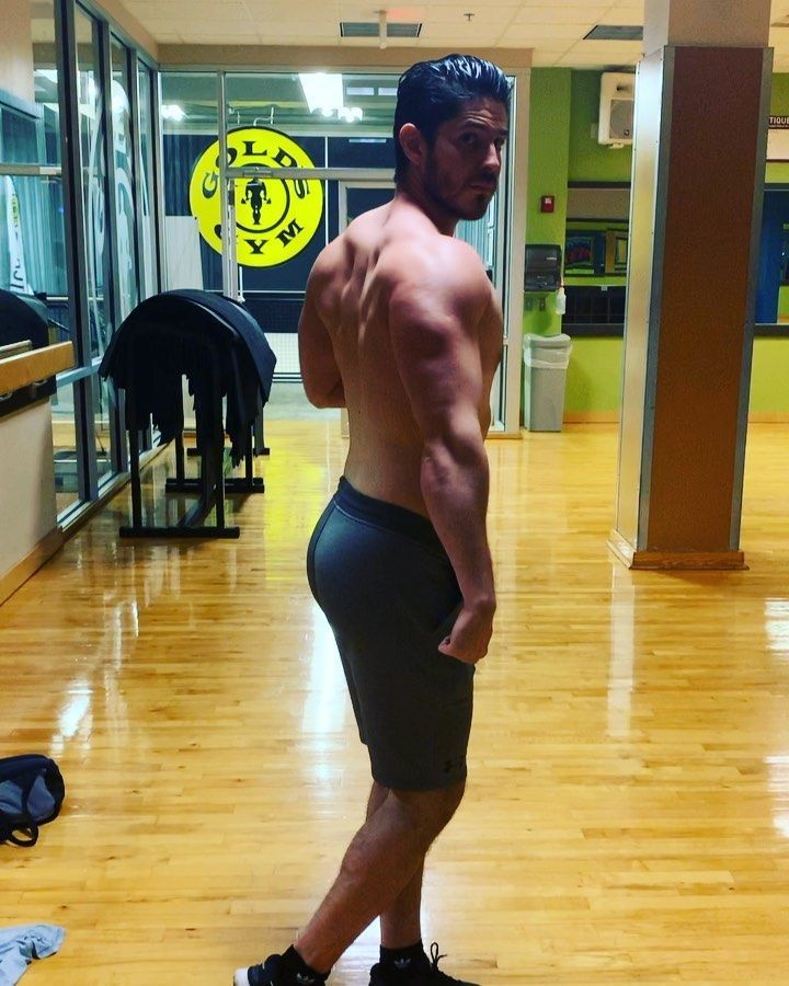 Two meals for every dinner is paying off #BULK #bodybuilding #fitness #gym #fitn...,  #bodybuilding...