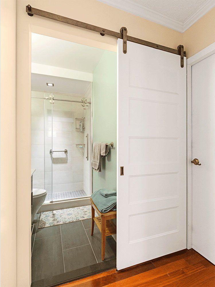 25 Tiny Bathrooms We Love Tiny Bathrooms Bathroom Design Small Bathroom Interior Design