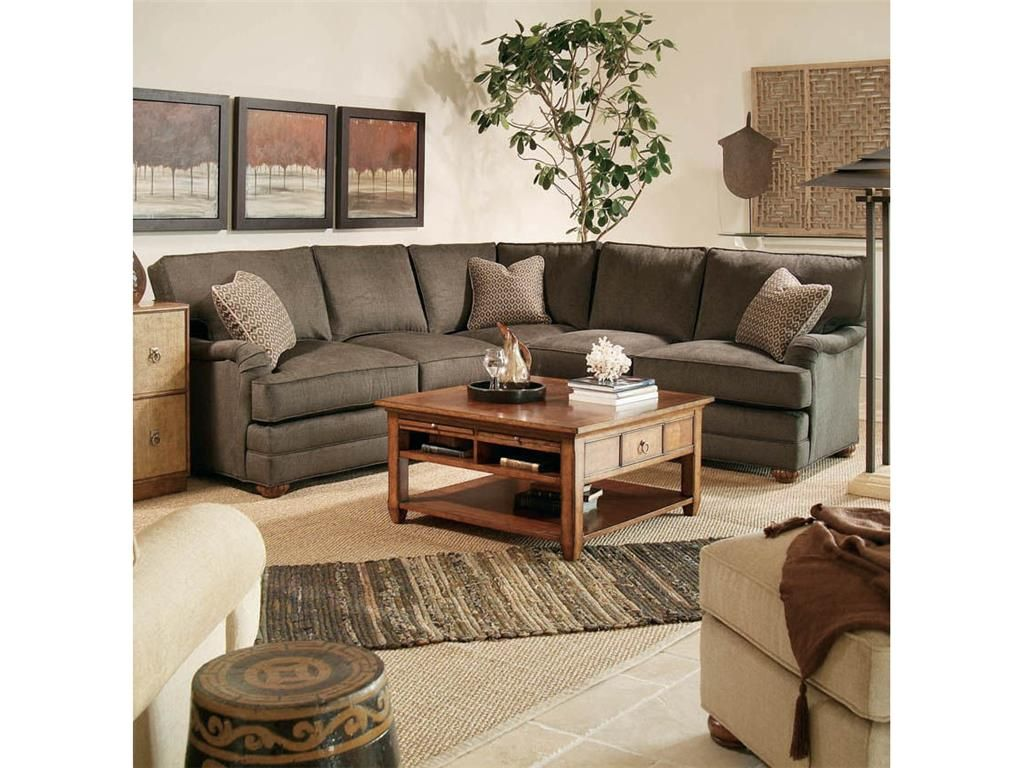 Century Furniture Cornerstone Sectional Ltd7600 Sectional From Walter E Smithe Furniture Design Living Room Sectional Furniture Century Furniture
