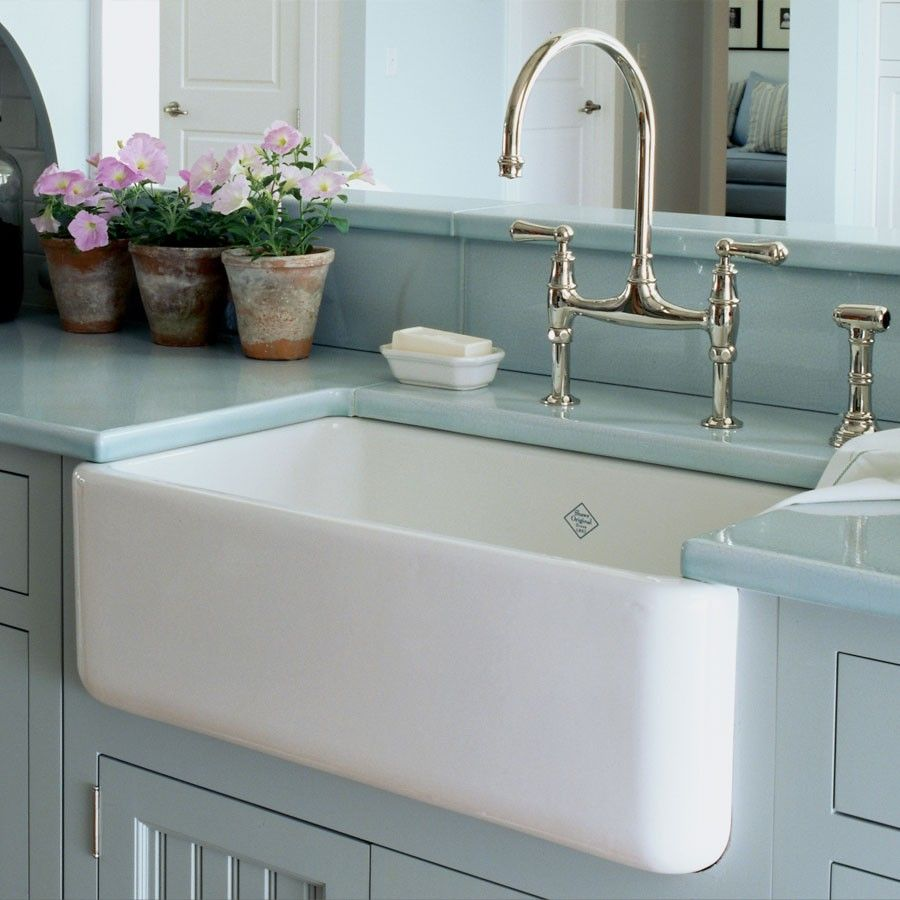 How To Make Homemade Oxyclean Farmhouse Sink Kitchen