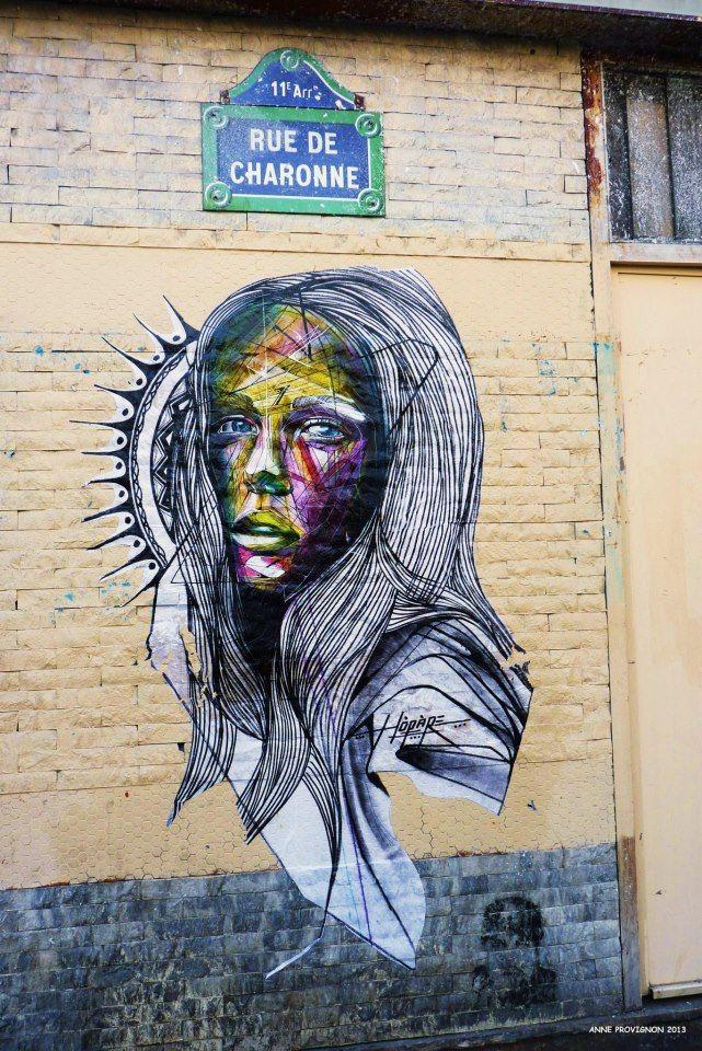 Hopare - Street Artist and Art