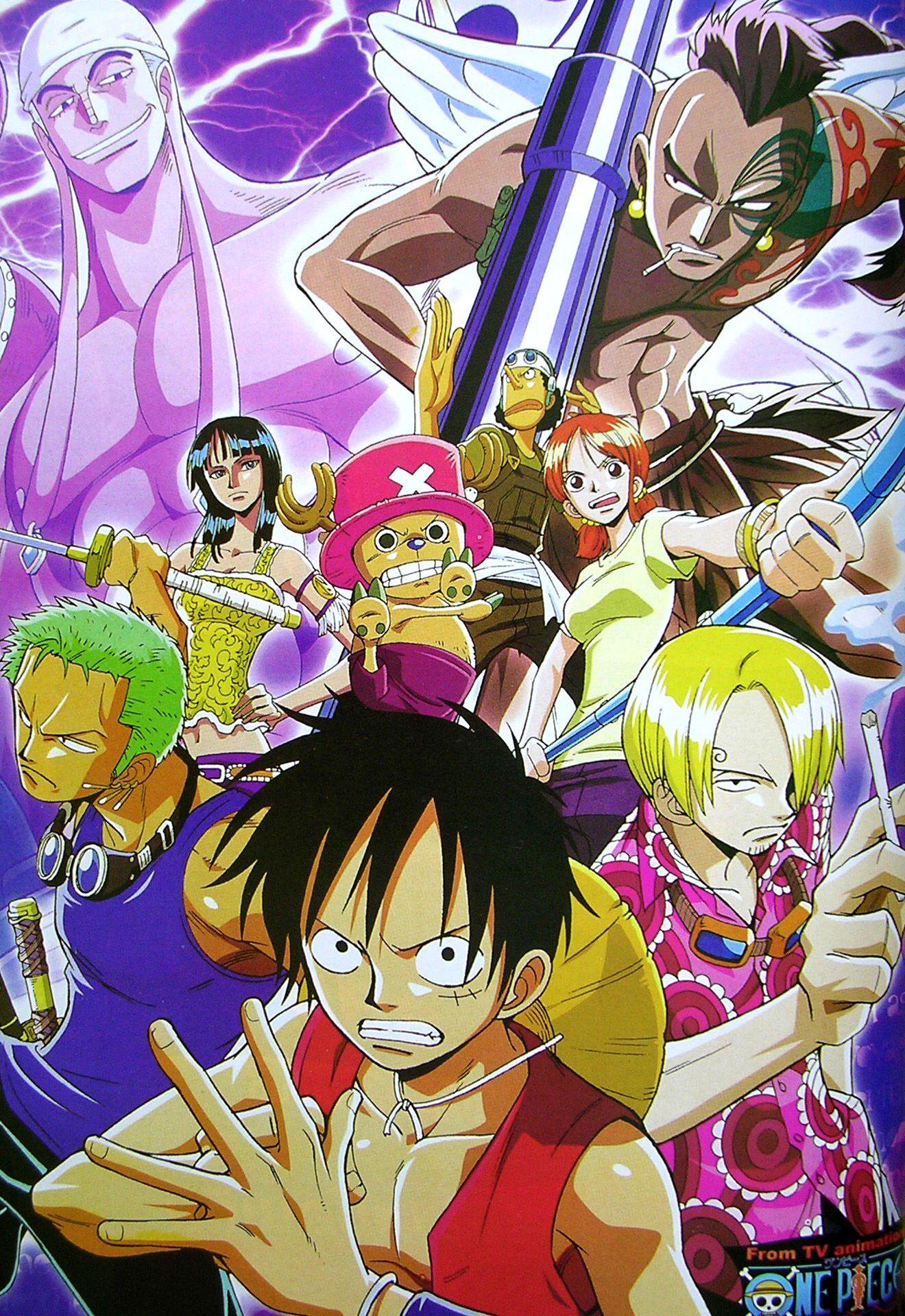 Sky Island Saga One Piece One Piece Anime One Piece Manga