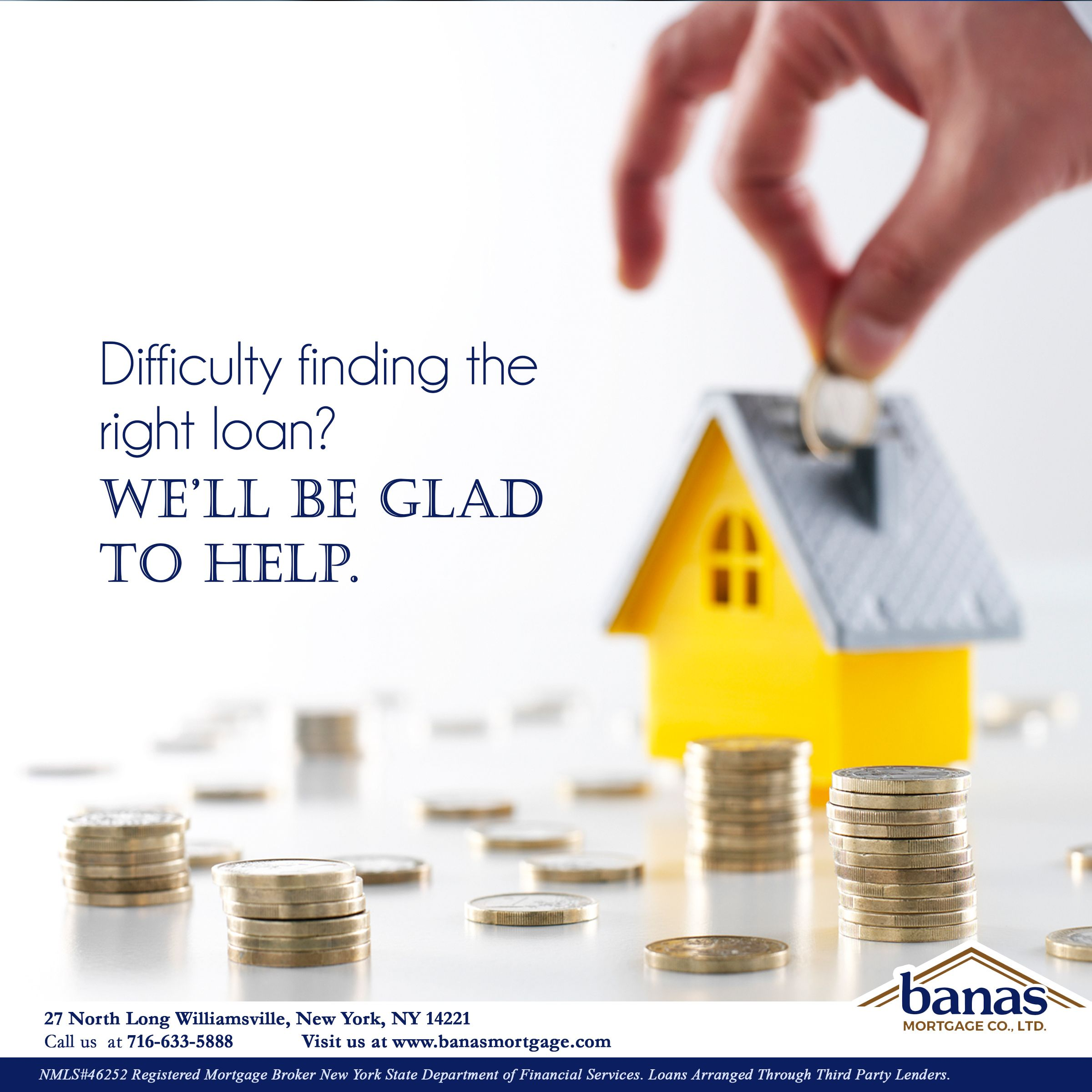 Finding The Right Loan Can Make All The Difference In Your House