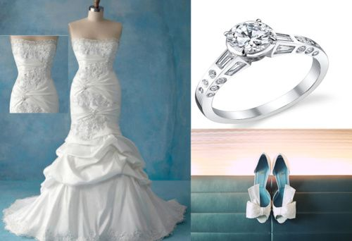 Ariel Inspired Wedding Dress By Alfred Angelo Ariel Inspired