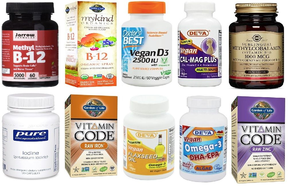 Best Vegan Supplement Brands Review 2019 | Vegan Life in