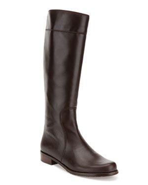 Stuart Weitzman 'Rider' Leather Tall Boot