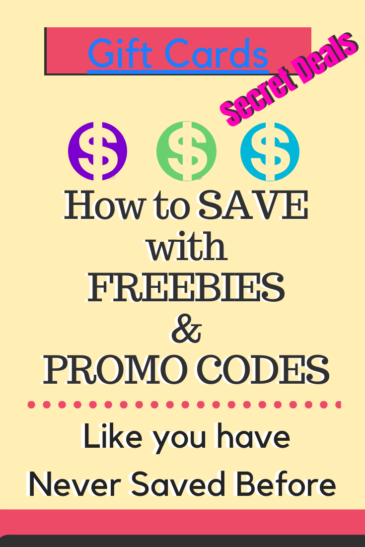 42b9243b4de You can Create Many Diy projects if you Save big on gift cards - Things like