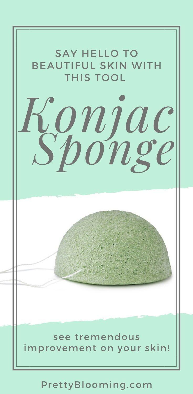 Konjac Sponge – Cleanse and Exfoliate Your Skin Naturally   Konjac sponge. Konjac sponge benefits. Konjac