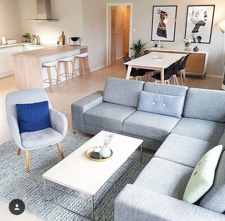 Nordic Room White Wood Wicker Basket Geen Mint Deco Decor Interior Room  Grey Kitchen Sofa Grey