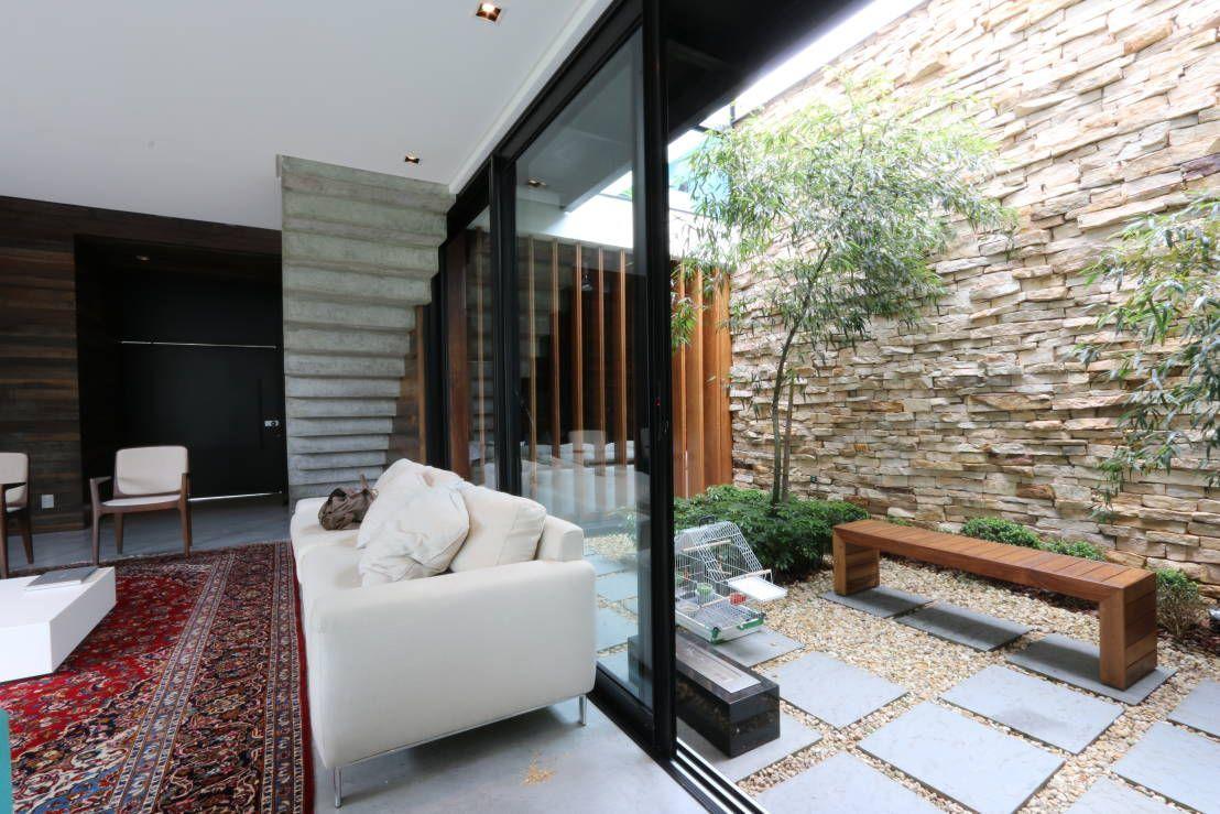 paredes de piedra diseos para interiores y exteriores