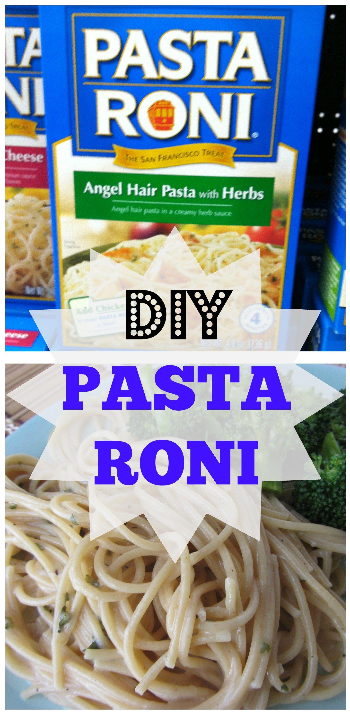 Pasta Roni Copycat Recipe