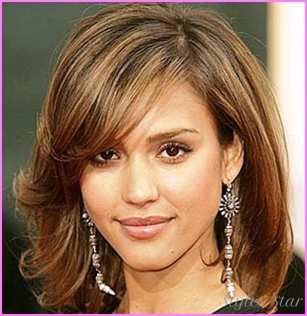 cool New haircuts for women  medium length