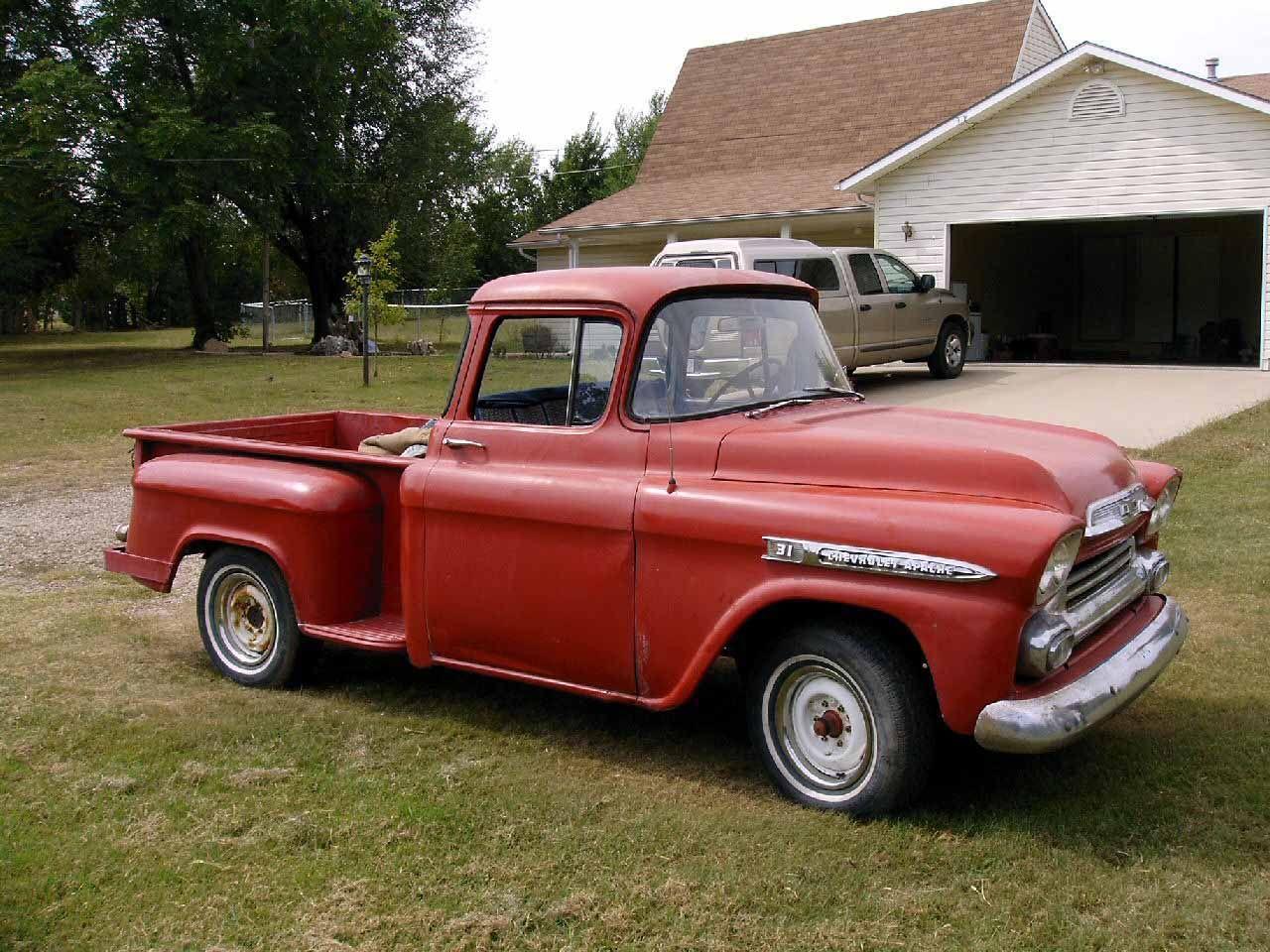 Grace\'s Dad\'s old truck Google Image Result for http://www.stovebolt ...