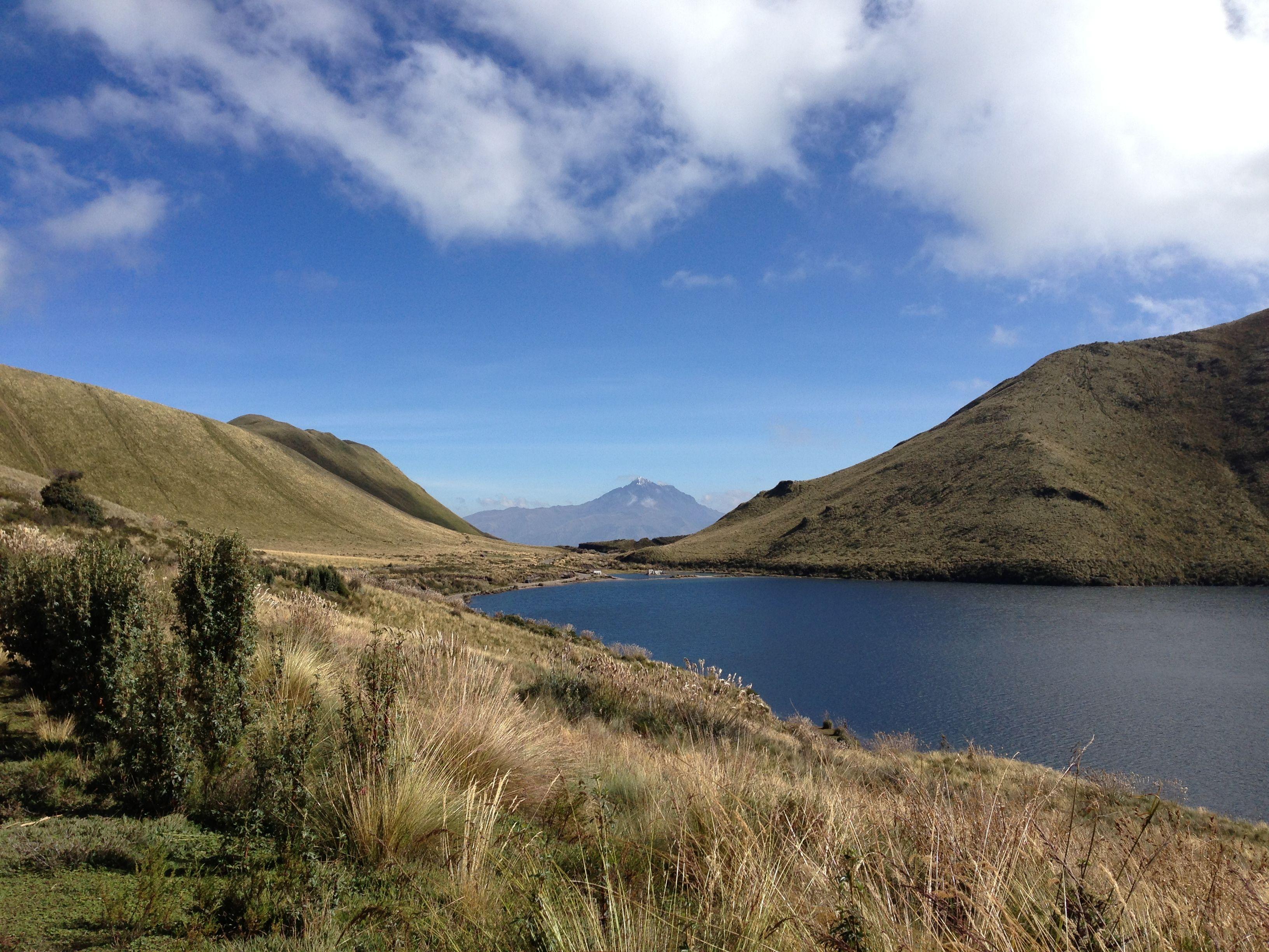 Laguna de Mojanda, Imbabura-Pichincha, Ecuador..!!