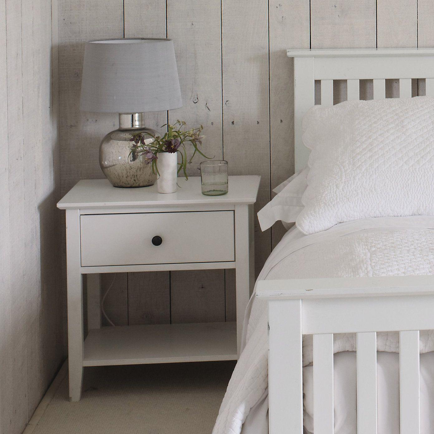 Hamptons Inspired Luxury Home Master Bedroom Robeson: White Company Hampton Bedroom Furniture