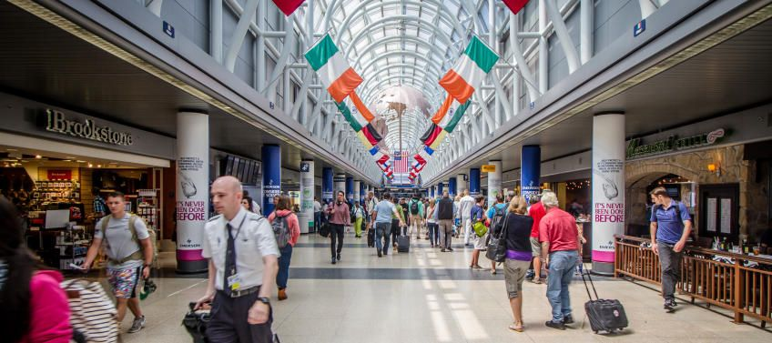 How to Survive O'Hare International Airport With Kids