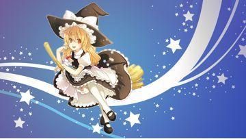 Anime Witch for Halloween Anime Witch for Halloween