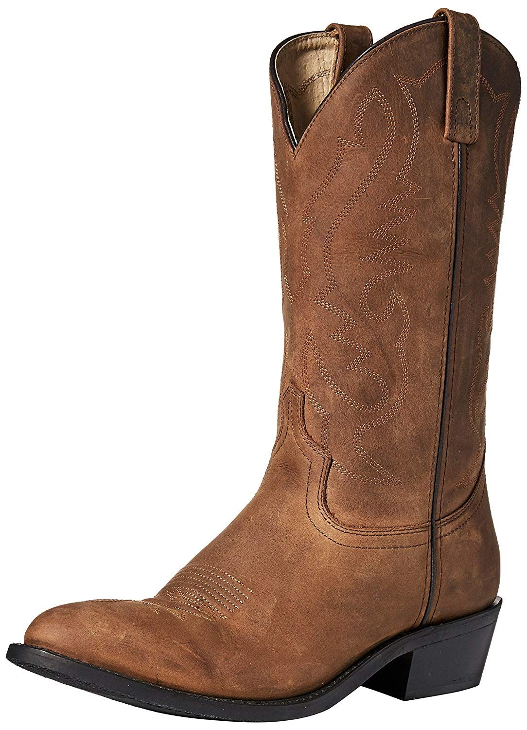 9e0619facb8 Smoky Mountain Boots Kids Child Denver Leather Western Boot ...