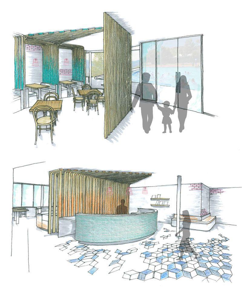 Sensational Fitzroy Swimming Pool Natalie Nesbitt Diploma Of Home Interior And Landscaping Elinuenasavecom
