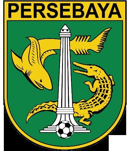 Logo Persebaya Surabaya Indonesia Pinterest Gambar Lambang