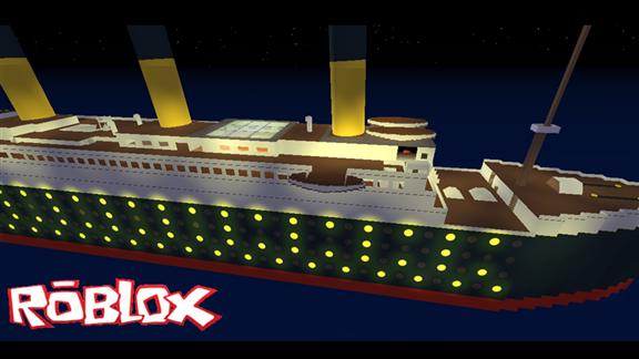 Really Fun Roblox Game Roblox Titanic Play Roblox