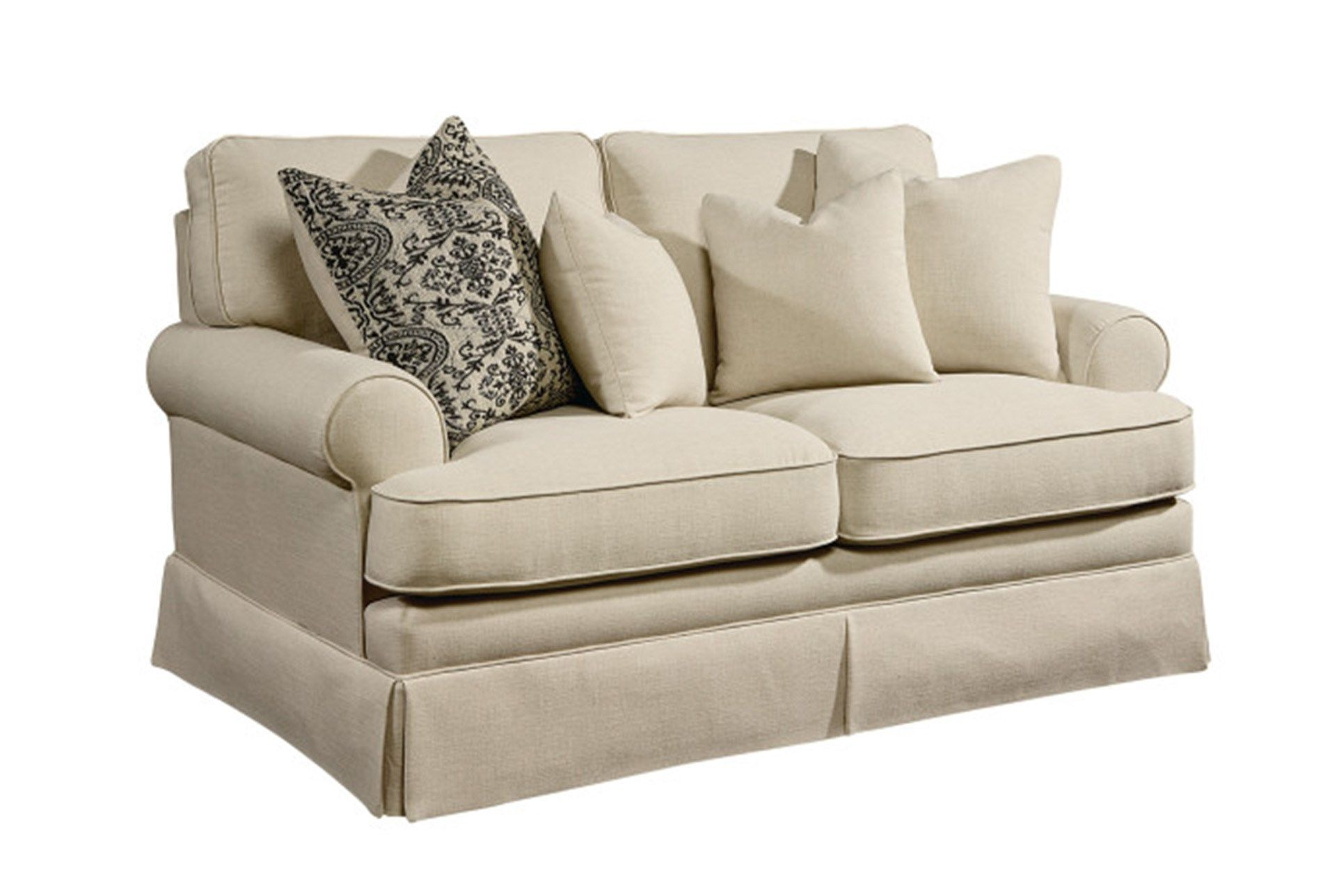 Shop for Magnolia Home Heritage Loveseat By Joanna Gaines