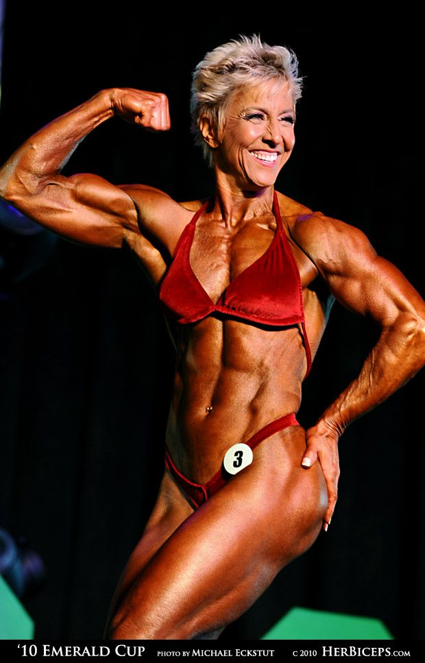 Jan Guenther, 1st Place Bodybuilding Over 50 Class   Over ...