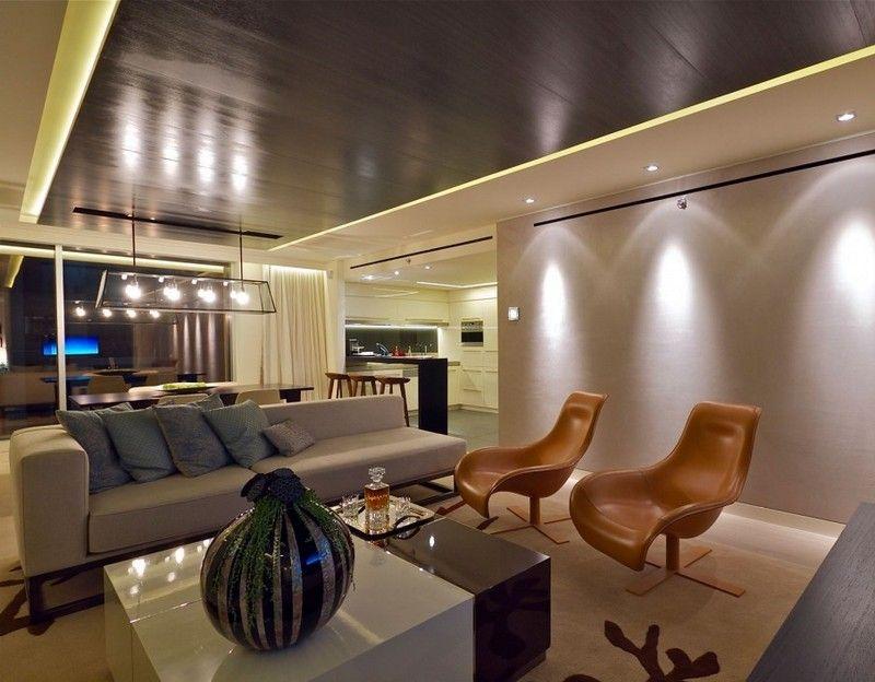 Wohnzimmer in Braun und Beige einrichten \u2013 55 Wohnideen Pinterest - wohnideen wohnzimmer beige