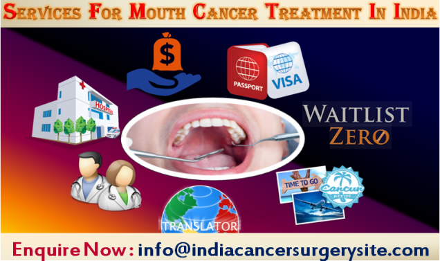 Best Hospital Cost for Mouth Cancer Treatment in India – All