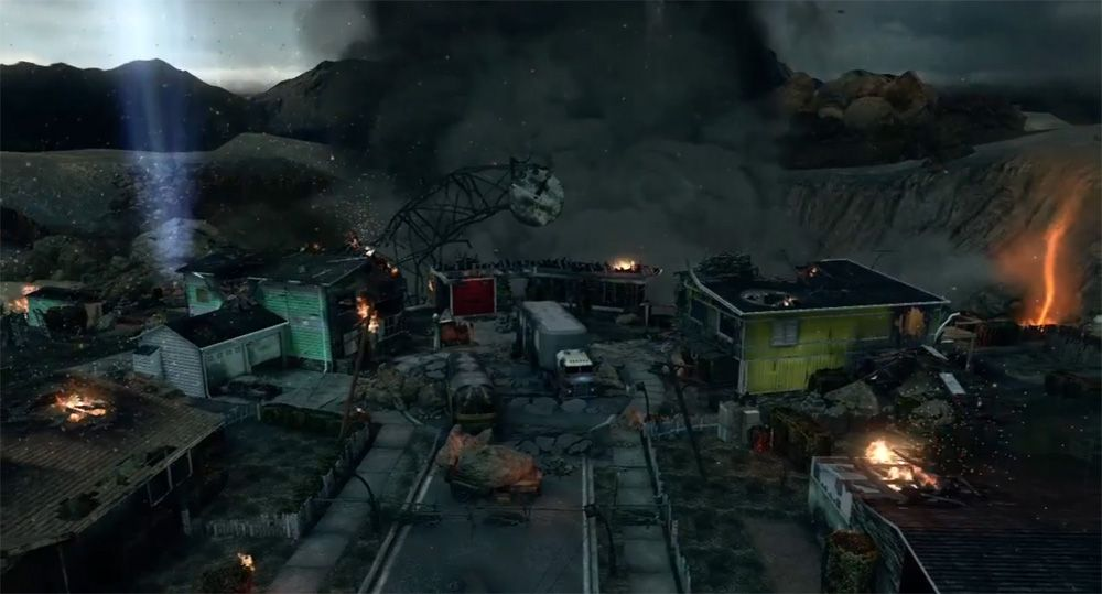 How To Get Nuketown Zombies On Black Ops 2