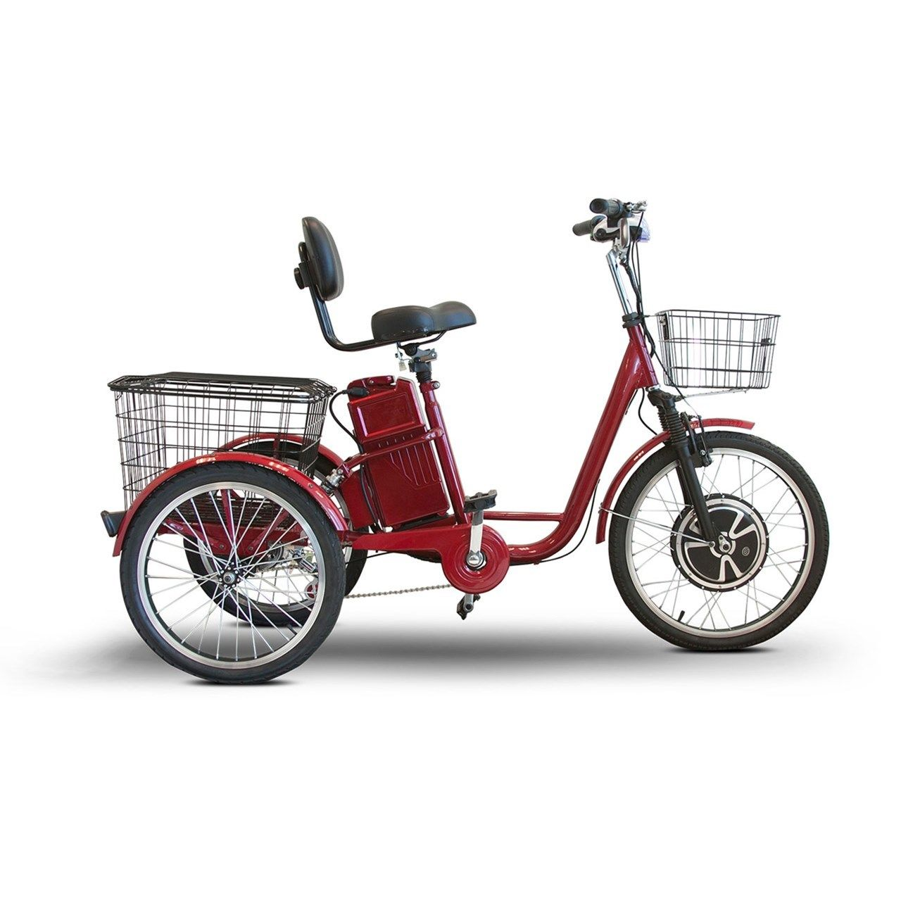 EW29 Electric Mobility Bike Trike Lifestyle Mobility