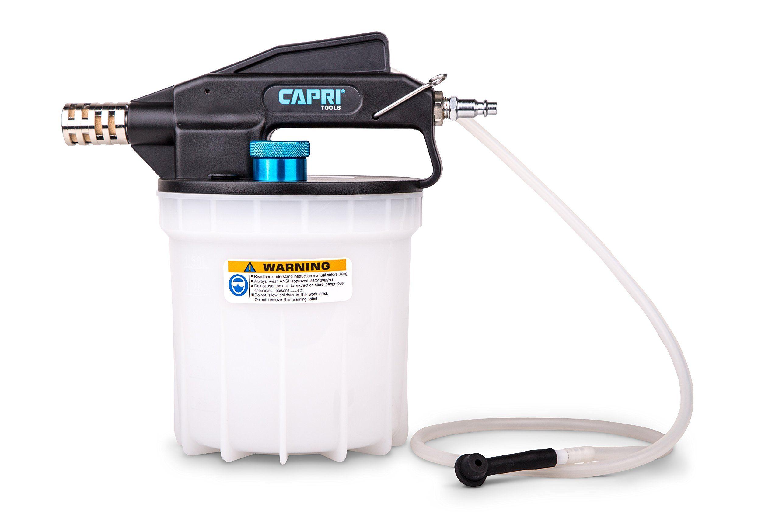 Capri Tools Vacuum Brake Bleeder,Tools, Capri, Vacuum