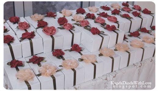 Door Gift Wedding Idea: Hmm, Doorgift Yg Simple Tp Nmpk Elegen..mnarik2