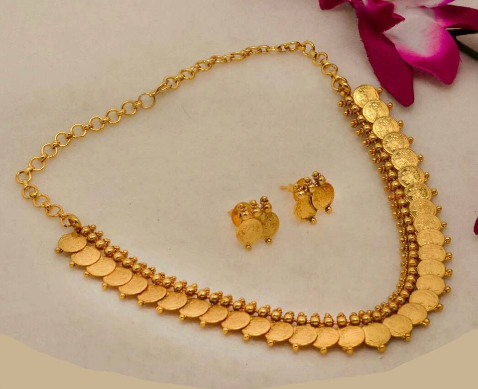 BFC Traditional and Ethnic e Gram Gold Plated Coin Designer