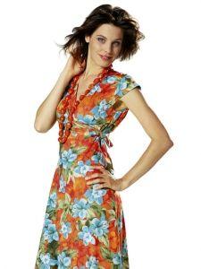 Burda Style: Damen - Kleider - Wickelkleider - Kleid und Shirt - Wickel-Optik