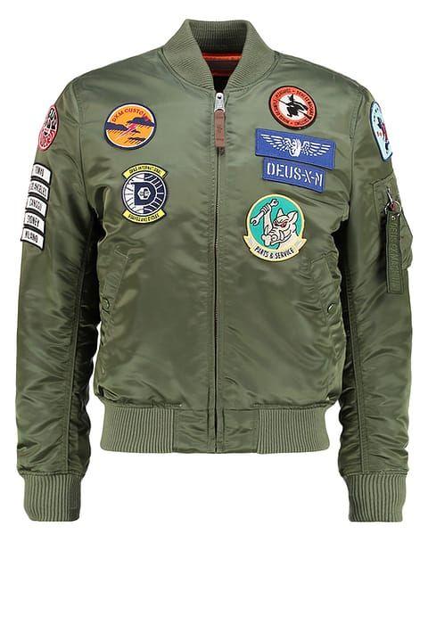 Alfa bomber jacka