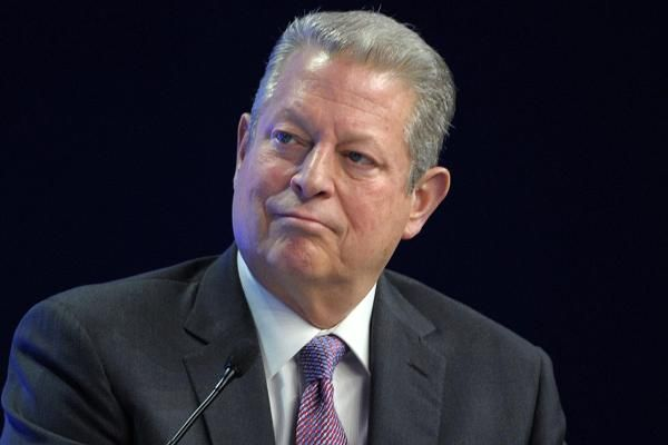 Contraception key in climate fight Gore and Gates Climate change