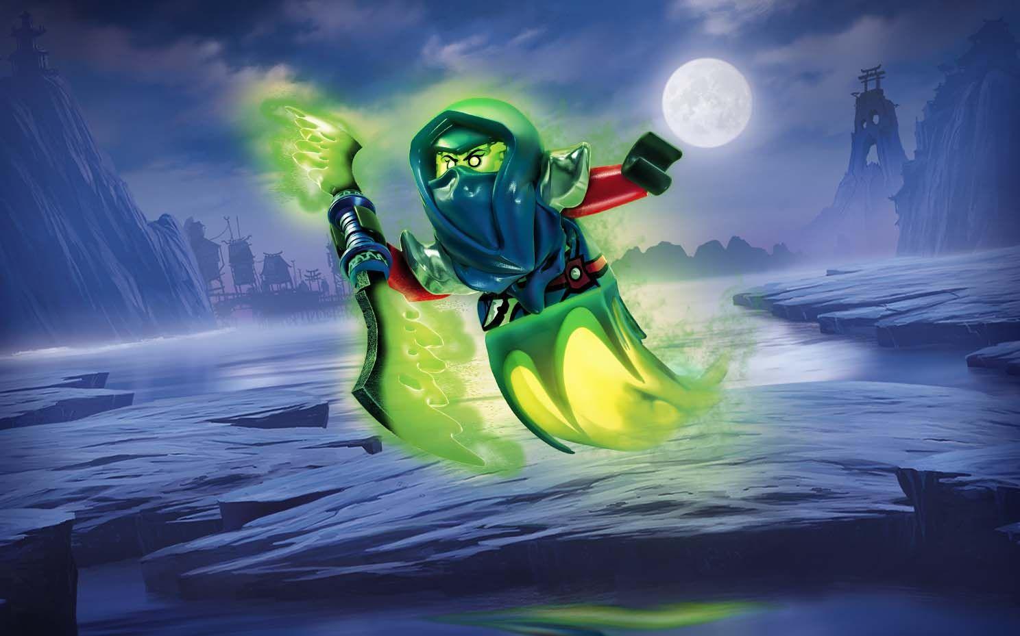 Bansha la ma tresse des lames personnages ninjago lego - Personnage ninjago lego ...