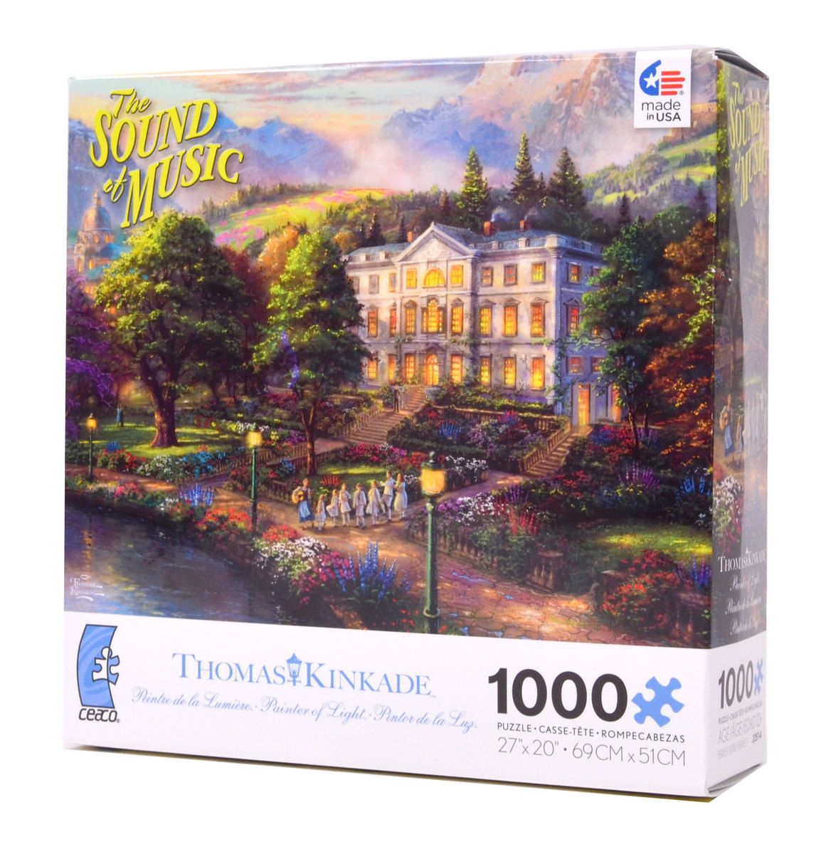 Wholesale puzzles the sound of music