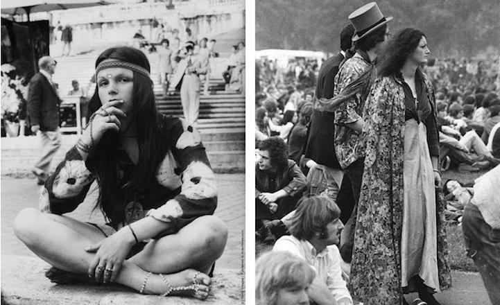 La Mode Hippie dans les Années 1960 et 1970 (5) 46e3ae7ec60