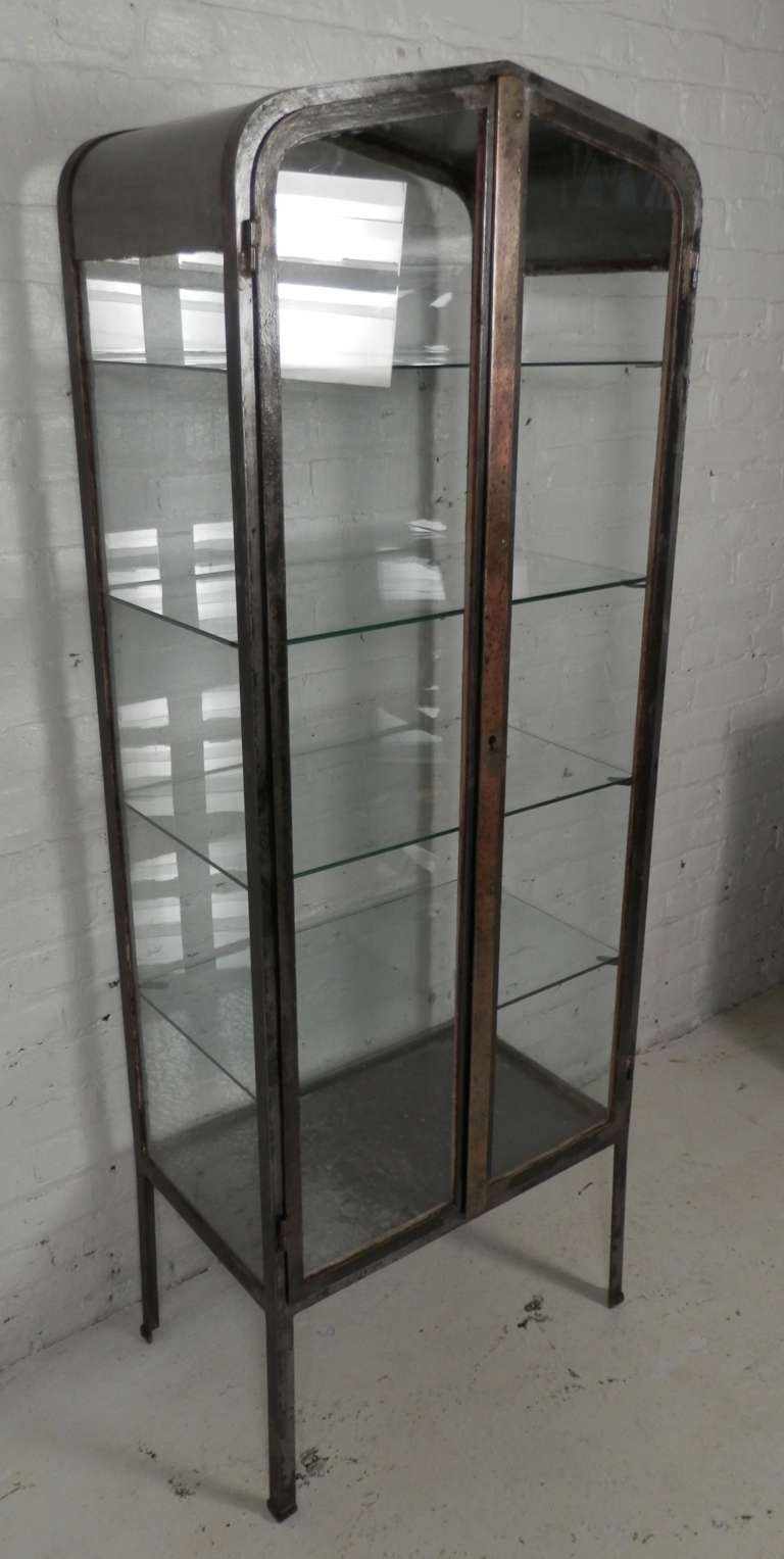 50+ Vintage Metal Display Cabinet   Kitchen Design And Layout Ideas Check  More At Http