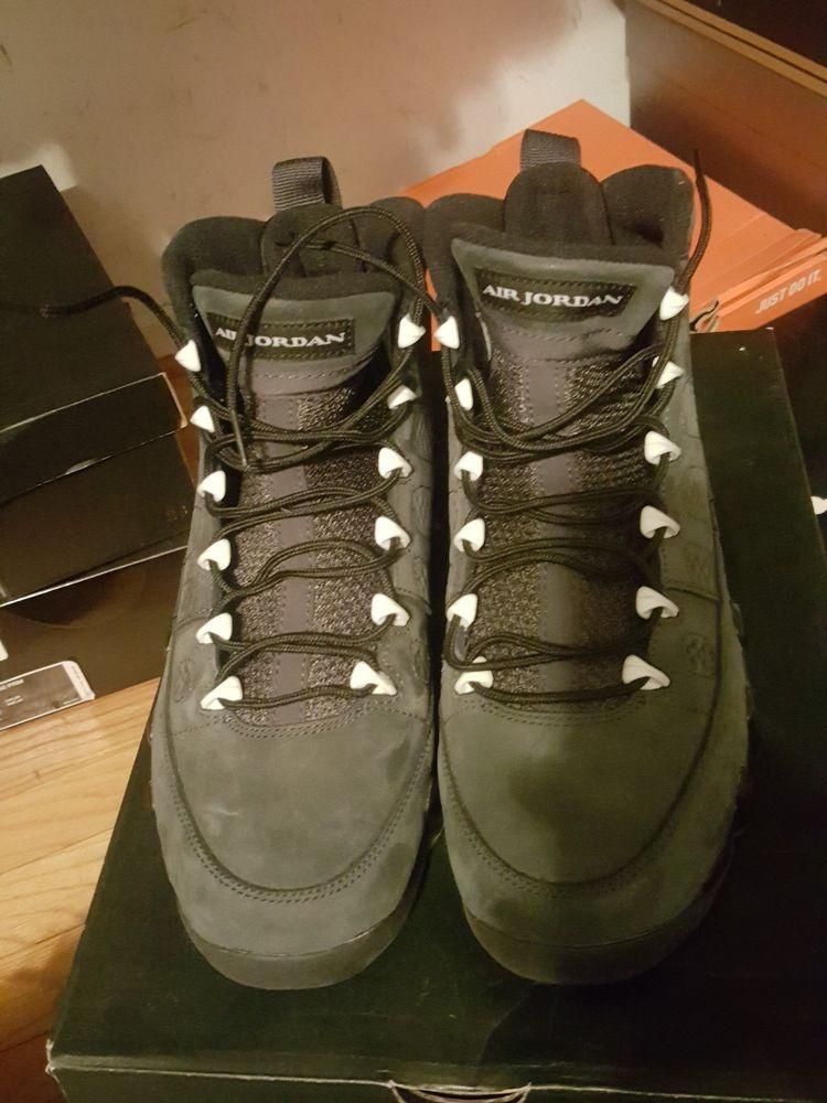 72718651b8c Mens black Retro Jordan 9 size 9.5 #fashion #clothing #shoes #accessories  #mensshoes #athleticshoes (ebay link)