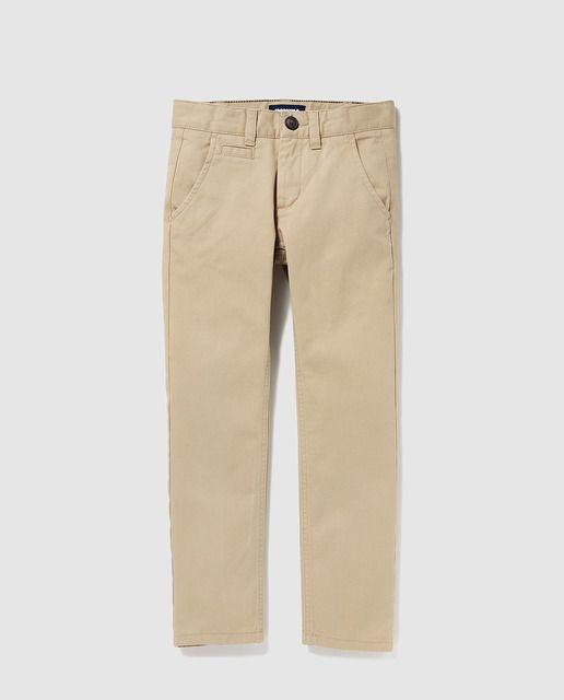 710712796f42b Pantalón chino de niño Freestyle en camel | EL CORTE INGLES COMPRAS ...