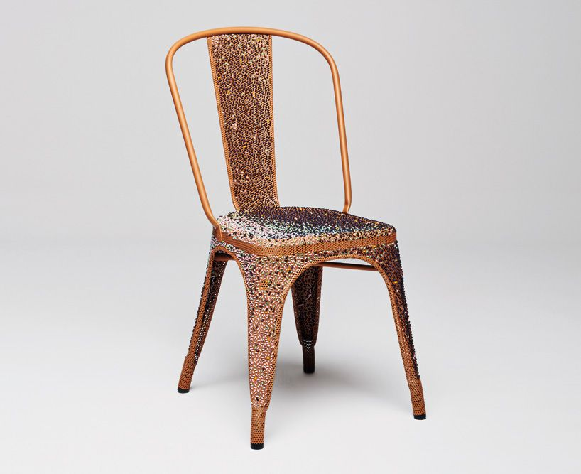 8 Acclaimed Designers Reinterpret Xavier Pauchard S Tolix Chair