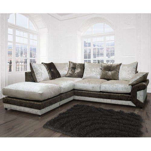 Fairmont Park Vagos Corner Sofa Corner Sofa 5 Seater Corner Sofa Home Decor