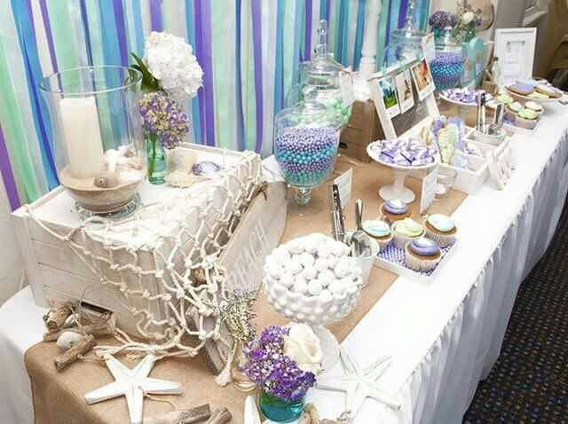 Pin By Damary Morales On Party Ideas With Images Beach Themed
