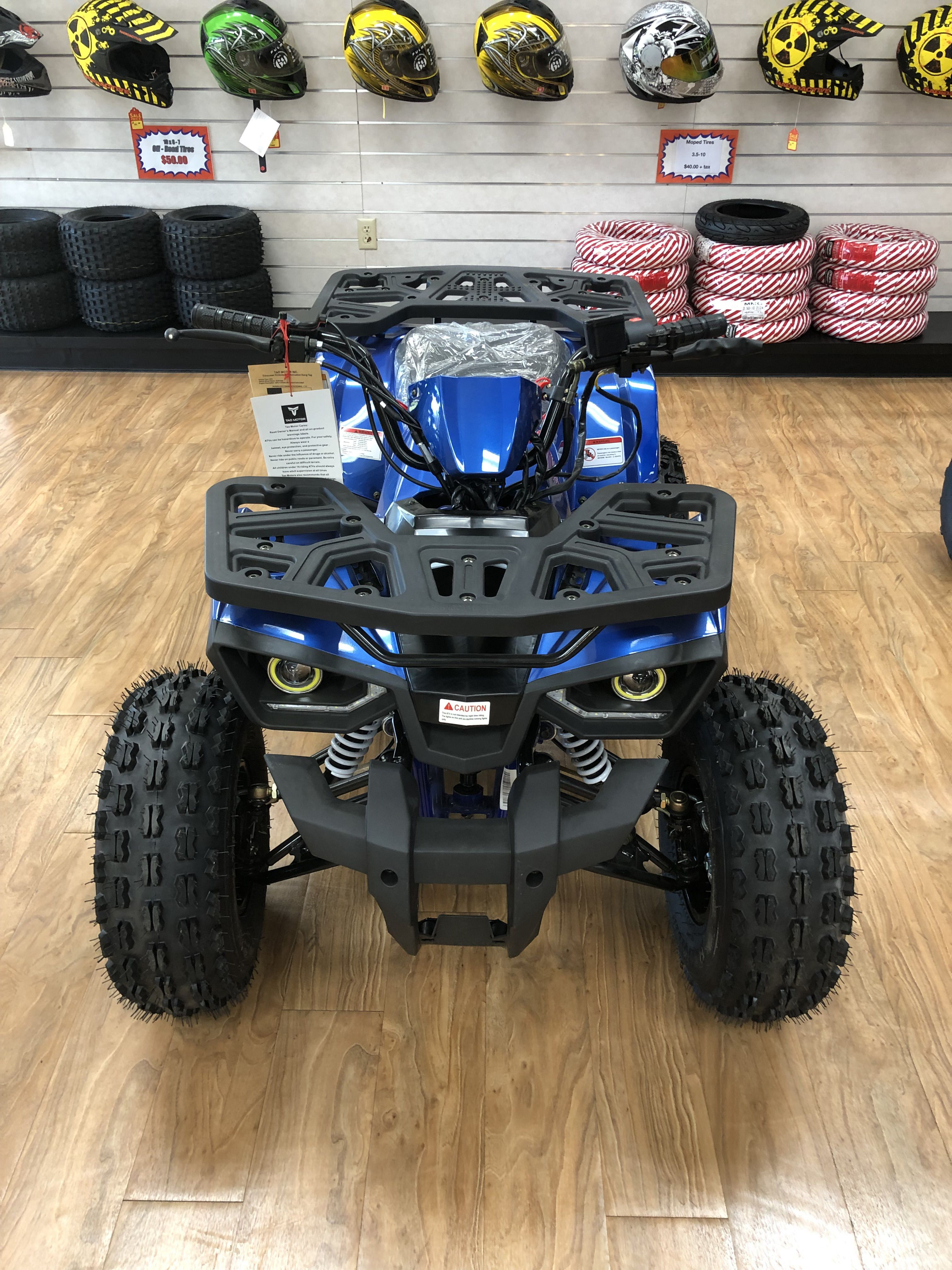 TaoTao Raptor 125cc Kids Utility ATV | New 2019 Gas Powered